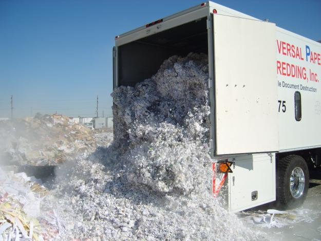 Shredding Mobile Service